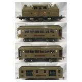 Clean Lionel 318E Passenger Set
