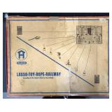 Hausser Toy Ski Lift Railway in Original Box