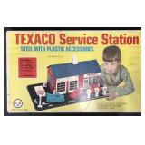 Boxed Wolverine Texaco Service Station