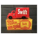 Boxed Marx Swift Van Truck