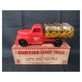 Boxed Marx Plastic Curtiss Candy Toy Truck