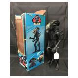 "1979 Kenner 18"" Alien Action Figure, w/Box"