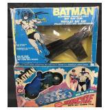 Boxed, Batman Bat Ray Gun & Official Zoom Cycle