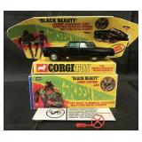Corgi Green Hornet Black Beauty w/Repro Box