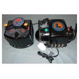 Clean Lionel ZWR 275 Watt & KW Transformers