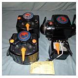 4 Lionel Transformers