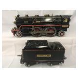 Clean Lionel 390E Steam Locomotive