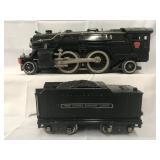 Restored Lionel 1835E Steam Locomotive