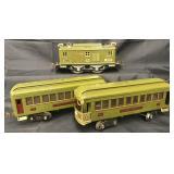 Nice Lionel 8 Passenger Set