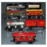 Clean 1938 Marx CP Freight Set