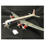 Japanese Tin Fly Eastern Airlines Airplane