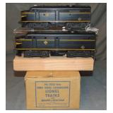 Nice Boxed Lionel 2032 Erie Alco AA Diesels
