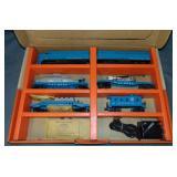 Boxed Lionel 1633 US Navy Set