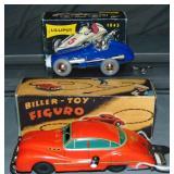 Boxed Lilliput Micro Racer & Biller Figuro Car