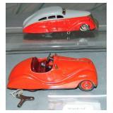 Schuco 4001 Examico & 1010 Limousine