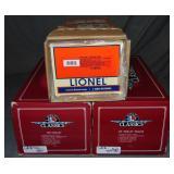 Lionel 29832 Crane Car & Lionel Classics 200/201