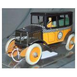 Strauss Tin Chek-A-Cab