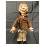Ideal Composition Mortimer Snerd Flexy Doll