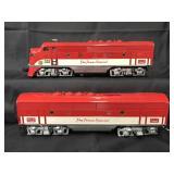 Clean Lionel 2245 TS F3 AB Diesels