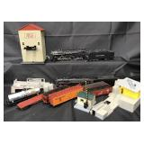 American Flyer HO Train & Accessory Lot