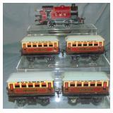 5Pc Hornby LMS Steam Passenger Set