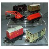 6Pc Hornby BR Steam Freight Set