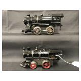 Ives 19 & 3 Steam Locomotives