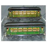 Marklin 18880 & 18860 Coaches
