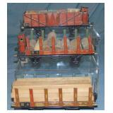 3 Marklin Ga 1 Freight Cars