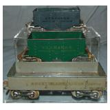 3 Nice Lionel 100 Series Freight Cars