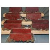 7 Lionel MFG 116 Hoppers