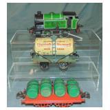 Prewar Hornby Steam Freight Set