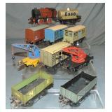 10Pc Hornby Steam Freight Set