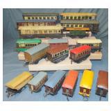 Many Hornby Freight & Passenger Cars, TLC
