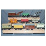 10Pc Hornby Freight Car Lot