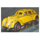 Arcade Cast Iron Lincoln Taxi