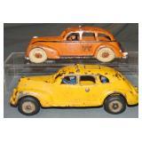 Arcade & Hubley Taxis