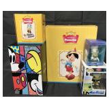 (5) Disney Jiminy Cricket Collectibles