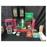 (30) Disney Jiminy Cricket Christmas Ornaments