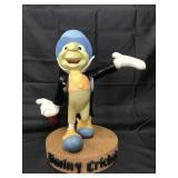"Disney Jiminy Cricket 20"" Resin Figure"