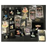 (20) Disney Jiminy Cricket Pins