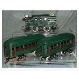 Early Lionel 152 Passenger Set