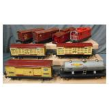 8 Lionel 2800 Series Freight Cars