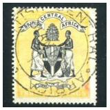 British East Africa. #27 Used.