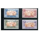 Italy #143-146 Mint NH Sets.
