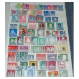 Estate Stamp Lot. World Wide.