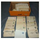 Early USA Postal Cards & Envelopes Collection