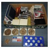 Estate Coin Lot.