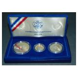1986 U.S Liberty Coin Set Uncirculated.