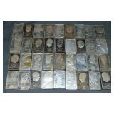 Danbury Mint Presidential Ingot Collection.